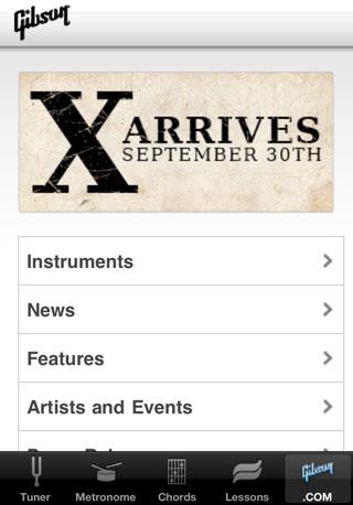Gibson Learn and Master App, una aplicación que todo músico debe tener. 7