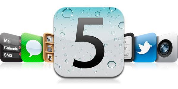 Restauración completa desde iCloud en iOS 5 5