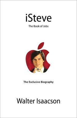 Walter Isaacson revela fragmento de la biografía de Steve Jobs, que fue adelantada para el 24 de octubre 2