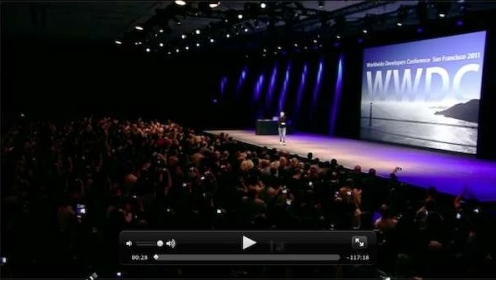 9to5Mac confirma que no habrá streaming de la keynote 1