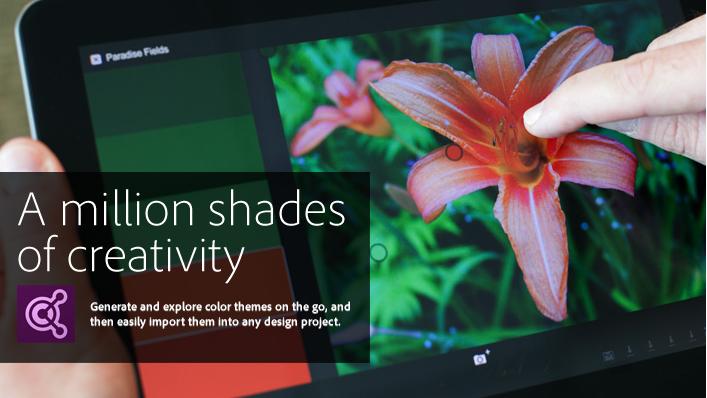 Adobe presenta 6 aplicaciones para dispositivos iOS 6