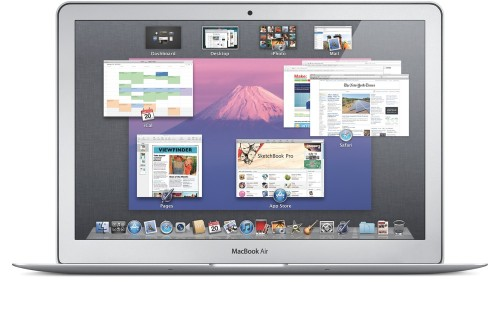 Apple ha vendido 6 millones de copias de Lion