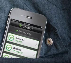 Lookout, una alternativa o un refuerzo a iCloud 2