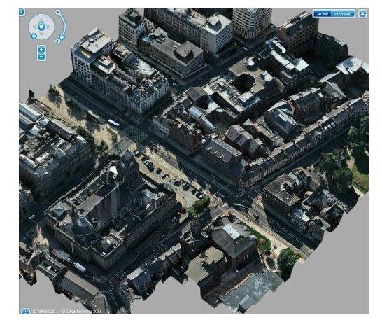 Apple compra C3 Technologies, expertos en diseño de mapas en 3D