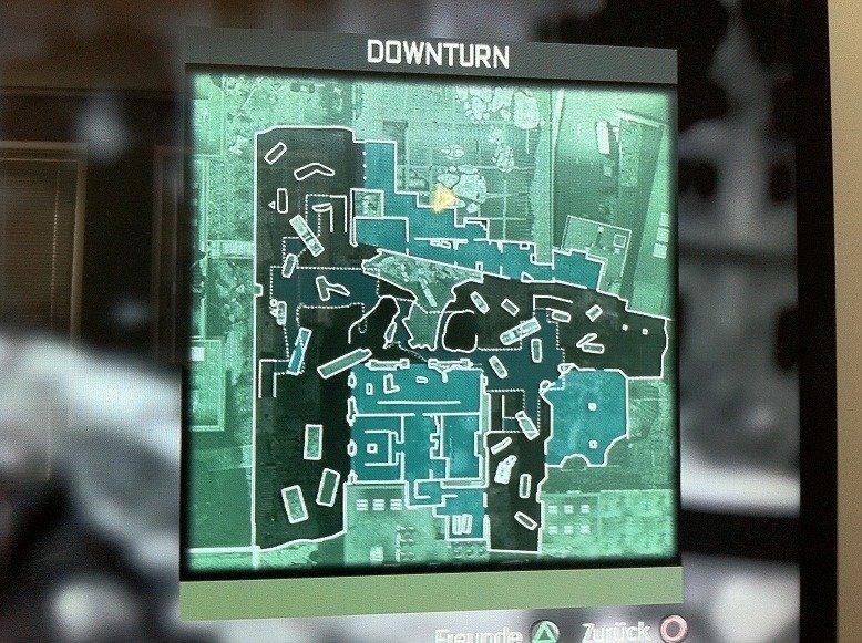 Se filtran los mapas multijugador de Call of Duty: Modern Warfare 3 12