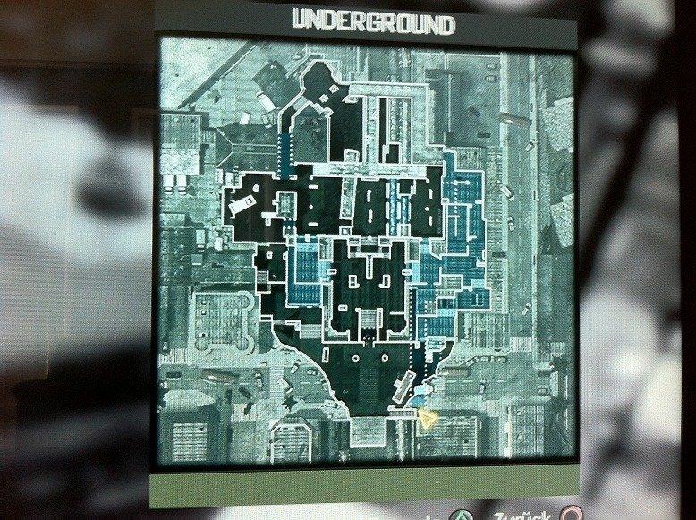 Se filtran los mapas multijugador de Call of Duty: Modern Warfare 3 3