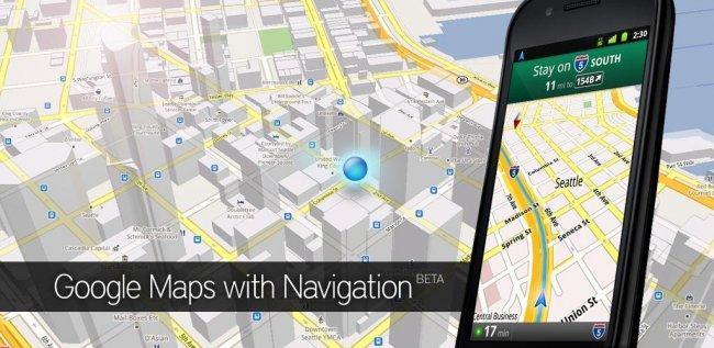 Descargar Google Maps 5.11.0 para Android 6