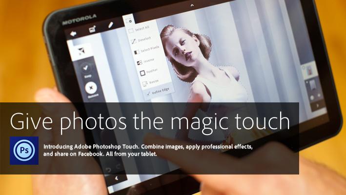 Adobe presenta 6 aplicaciones para dispositivos iOS 3