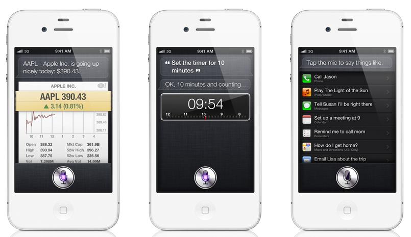 Falso Siri en el Android Market 7