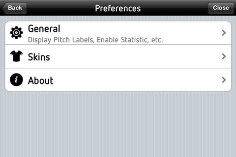 Haz música en tu iPhone con SoundPrism. 7