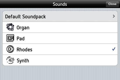 Haz música en tu iPhone con SoundPrism. 4