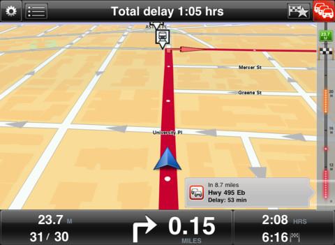 GPS en el coche con el iPhone 3G 1