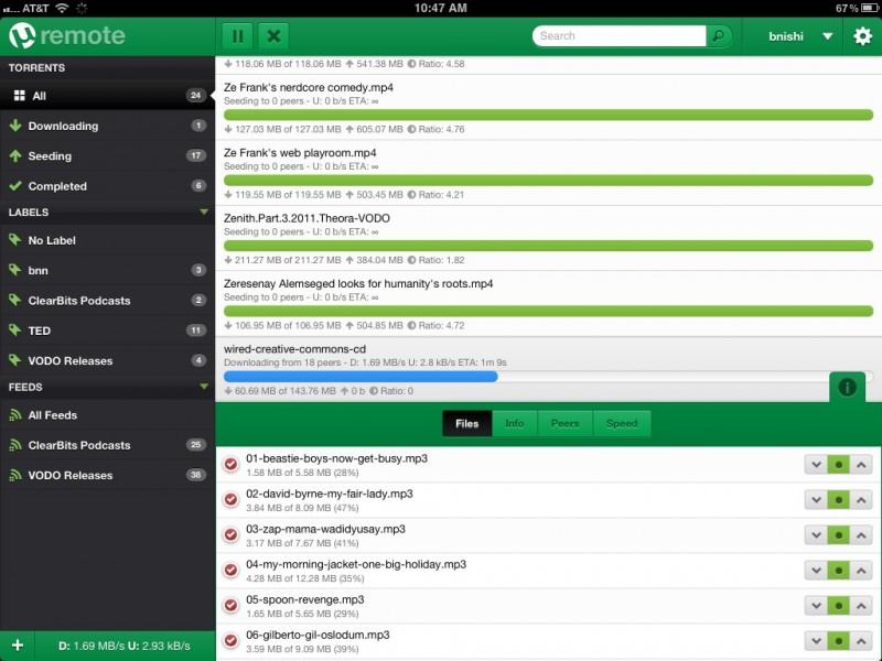 uTorrent lanzara su servicio Plus en el tercer trimestre 4