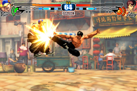 Cammy y Zangief llegan a Street Fighter para iPhone/iPod Touch 6