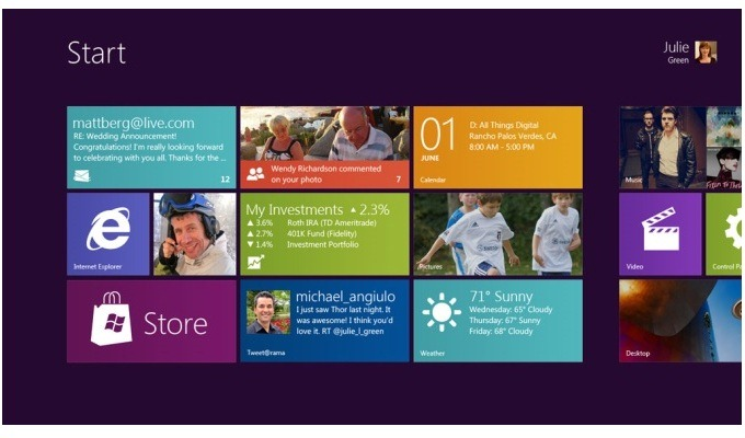 Ya están disponibles las presentaciones y la demo de Windows 8 Preview 4