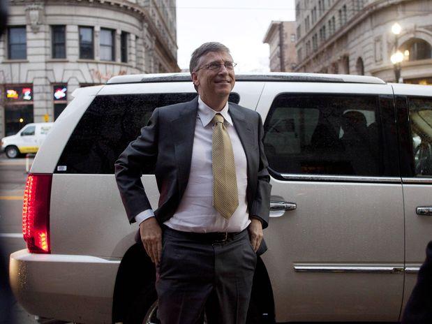 Bill Gates asiste a declarar en demanda multimillonaria en contra de Microsoft 1