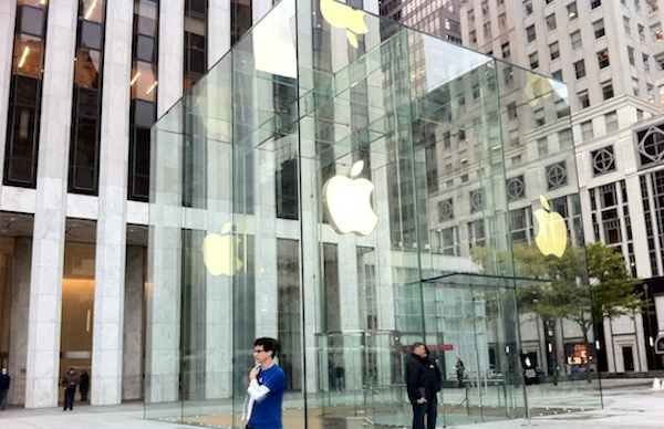 Nueva York tendrá otra Apple Store, ubicada en Grand Central Station 5