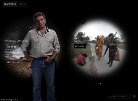 Condition One para iPad, la nueva forma de narrar conflictos bélicos 1