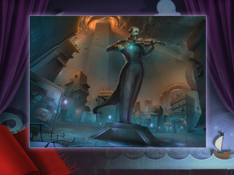 Descarga Drawn: El Vuelo Oscuro HD para iPad 2