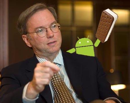 Eric Schmidt defiende Android luego de los comentarios de Steve Jobs en su biografía 1