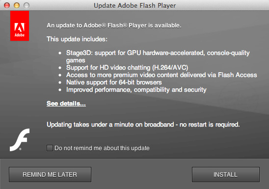 Flash Player 6.0r67 2