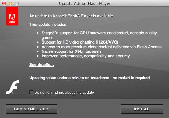 Ya puedes descargar el Adobe Flash Player 9.0.28.0 4