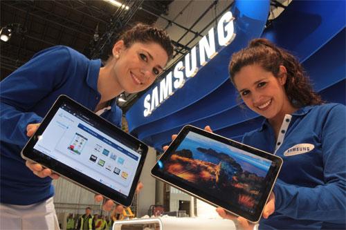 Apple vs. Samsung y su linea de productos de  teléfonos móviles 5
