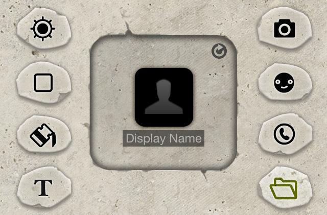 Icon Project  - Accesos directos y atajos a funciones del iPhone 7