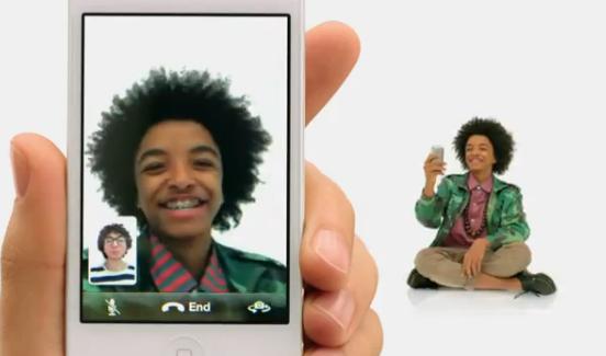 Apple lanza nuevo comercial del iPod Touch, Comparte la diversión