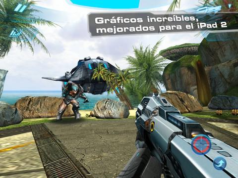 Descarga Brothers in Arms 2 para iPhone gratis 5