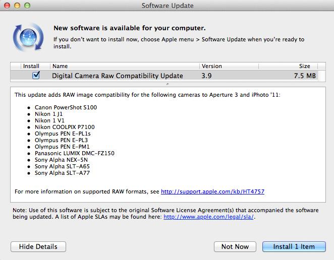 Apple lanza Aperture 2 4
