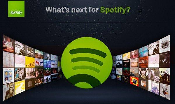 Spotify se convierte en una plataforma, donde también encontraremos aplicaciones 2