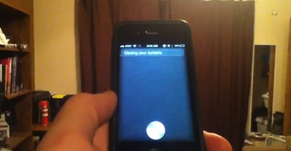 Siri, la mina de oro de Apple, apaga la luz o cierra las cortinas por ti, gracias a SiriProxy