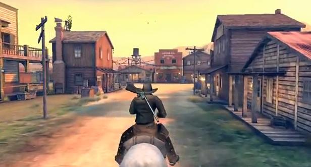 Gameloft publica el trailer de Six Guns ¿el Red Dead Redemption de los smartphones?