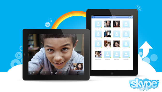 Skype para iPhone, iPad y iPod touch con mejoras para iOS 5 10