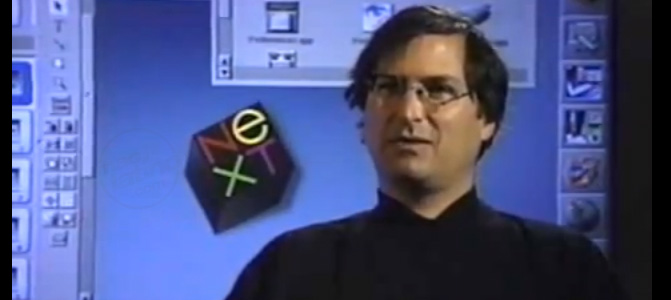 Entrevista a Steve Jobs en 1995 antes de su regreso a Apple