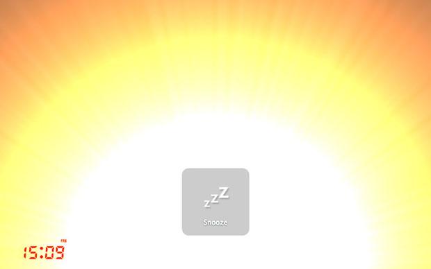 Despierta mejor junto a tu Mac con Wake Up Light 1