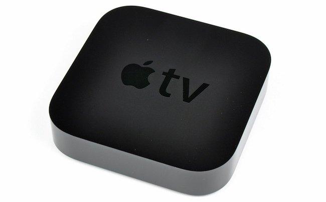 Video que muestra a Apple TV corriendo aplicaciones para iOS