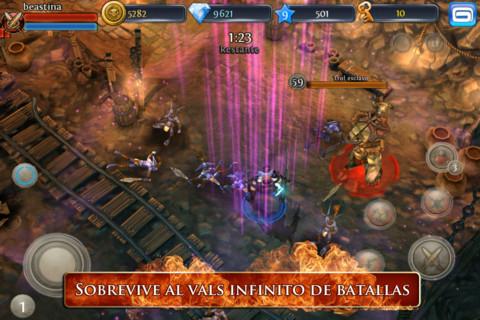 Gameloft muestra las primeras imágenes del juego para iOS de las aventuras de  Tintín 8