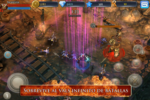 Descarga Brothers in Arms 2 para iPhone gratis 3