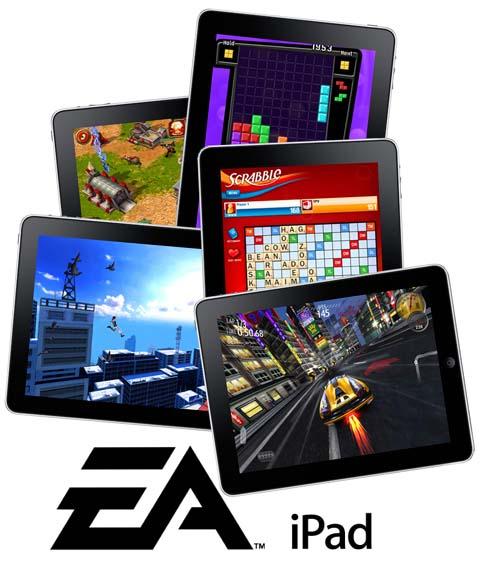 Electronic Arts tendrá juegos exclusivos en Windows Phone 7 6