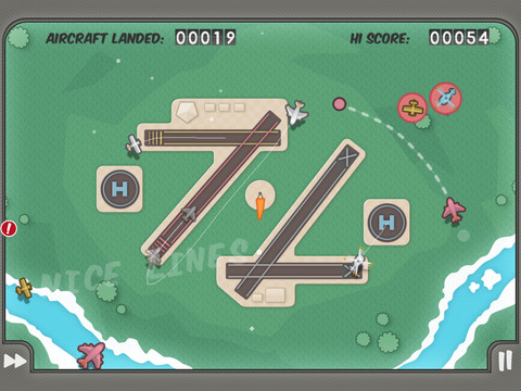 Descarga Flight Control de forma gratuita para iPhone e iPad 1