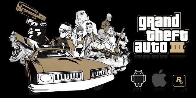 La próxima semana llegara a la App Store, Grand Theft Auto III 4