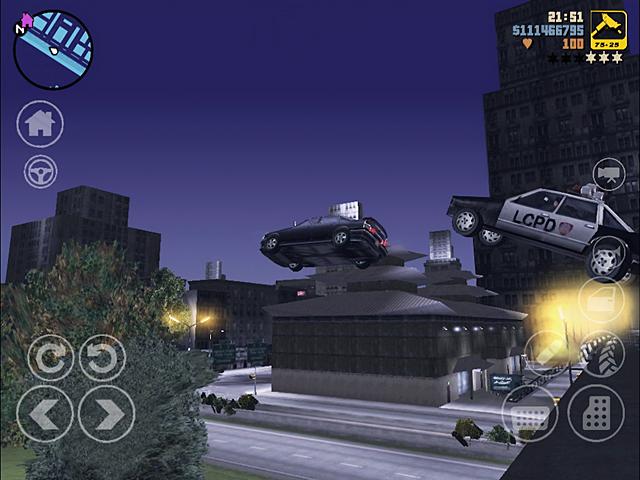 La próxima semana llegara a la App Store, Grand Theft Auto III 7