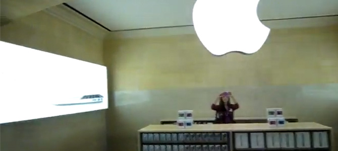 Conoce la Apple Store Grand Central en video