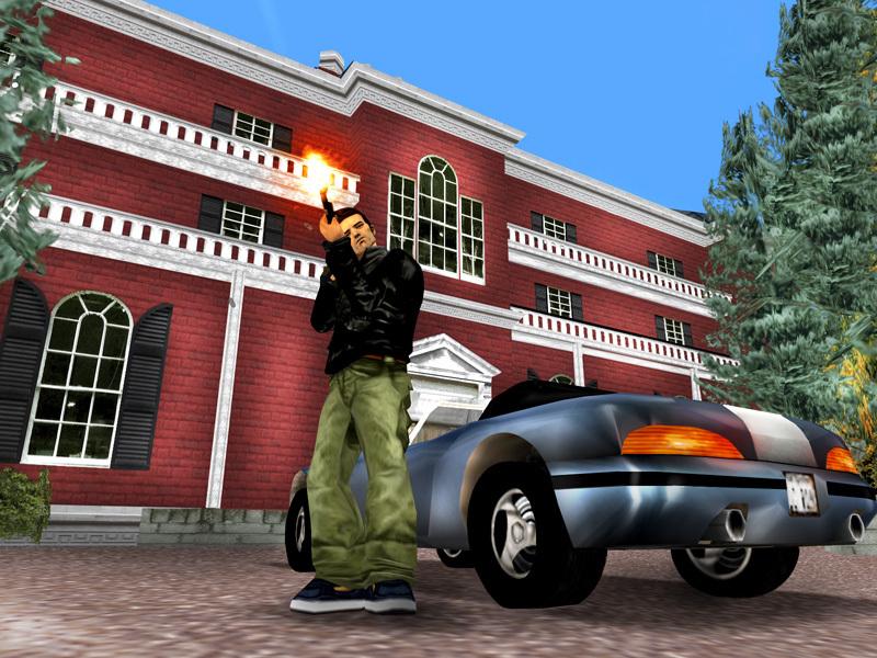 La próxima semana llegara a la App Store, Grand Theft Auto III 3