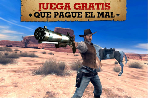 Descarga Six Guns para iPhone, iPad e iPod Touch 10