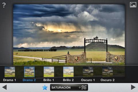 Descarga Snapseed de forma gratuita para iPhone y iPad por tiempo limitado 3