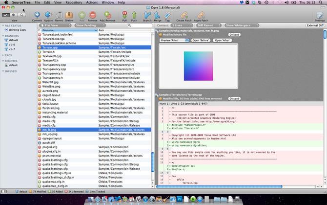 Git y Hg para Mac OS X con SourceTree 3