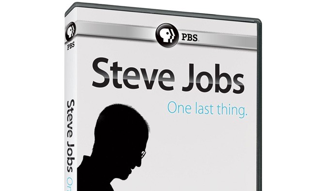 Documental One Last Thing de Steve Jobs en DVD
